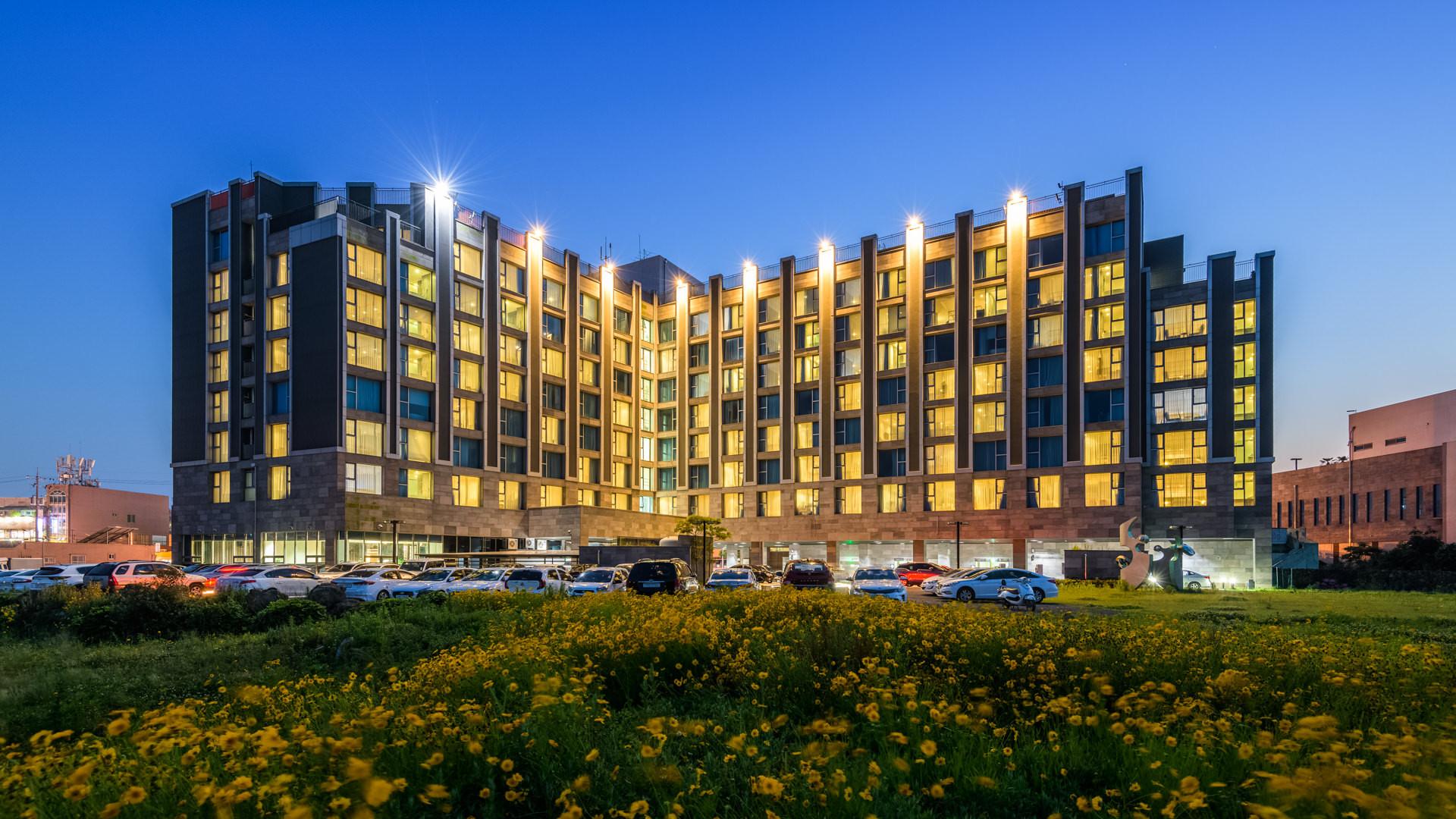 브라운스위트제주호텔
