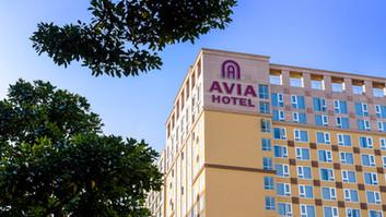 아시아(아비아)호텔 >