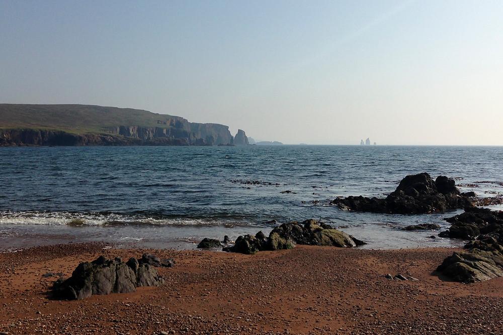 The Drongs, Shetland