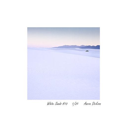 White Sands #10