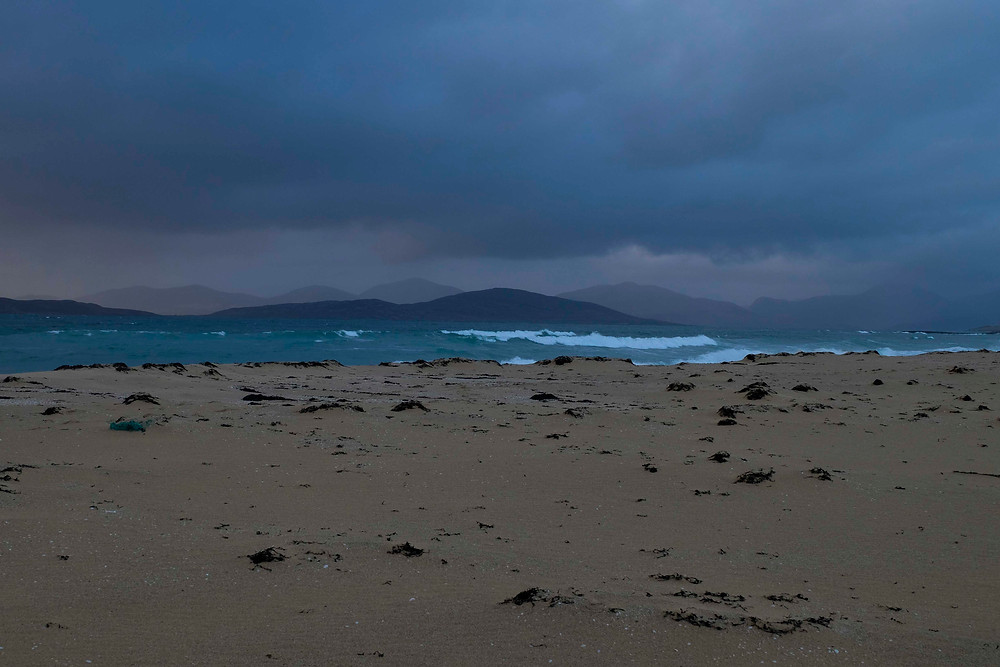 Beach on North West Berneray, Outer Hebrides