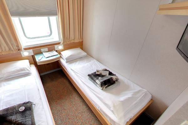 Premium Cabin on Northlink Ferries