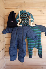 Cold weather gear for baby