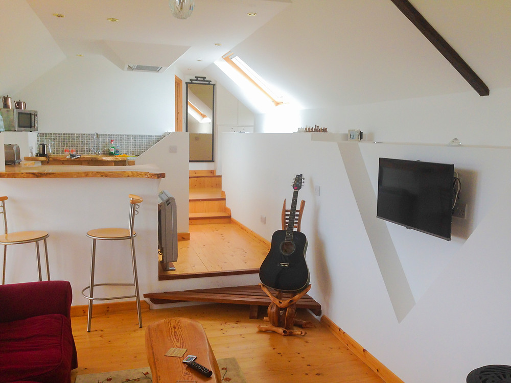 AirBnB cottage Pirrie Snaebuil, Hillswick