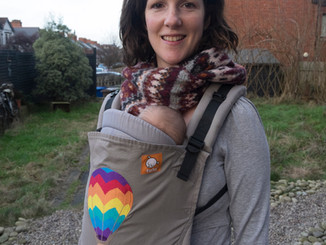 Review - Tula baby carrier