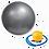 Thumbnail: ערכת ספורט - מזרון יוגה + כדור פילאטיס + חבל קפיצה + תיק
