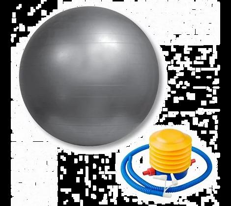 """כדור פילאטיס 55 ס""""מ כולל מתנה"""