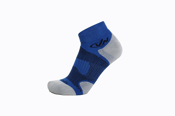 כחול - COOLMAX גרב ריצה