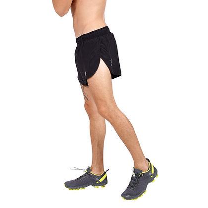 מכנס ריצה גבר -  771889 - שחור אפור