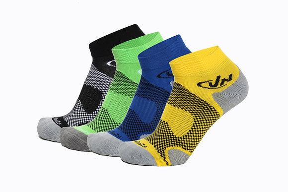 גרבי ריצה COOLMAX 4 צבעים