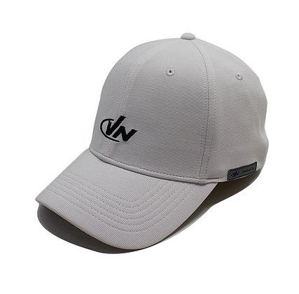 כובע אופנתי מנדף זיעה - לבן דגם 6612