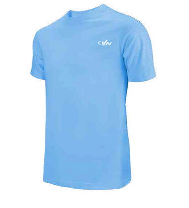 Running T shirt - V1 Collection Light Blue