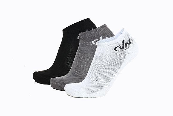 Low Cut Socks - 3 pairs Performance Cotton