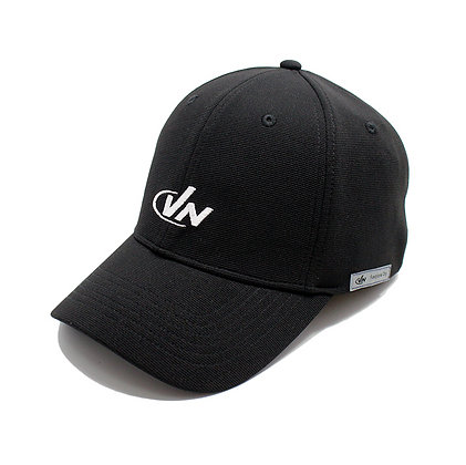 כובע אופנתי מנדף זיעה - שחור דגם 6612
