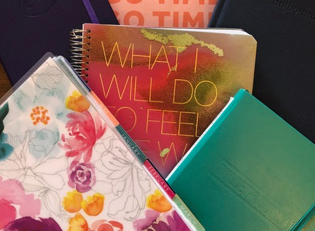 2019 Planner Review! Drumroll please….