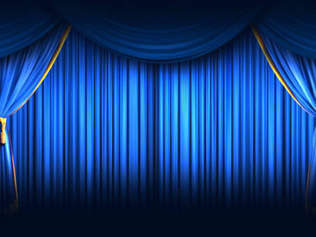 What Curtain Are You Hiding Behind?
