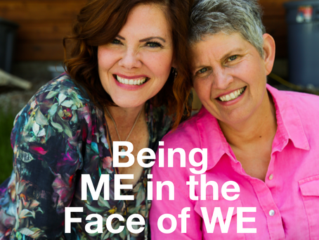 Being ME in the Face of WE
