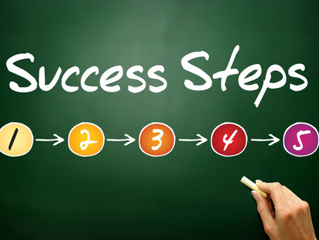 Start Your Year Right 5 Steps to Take Today!