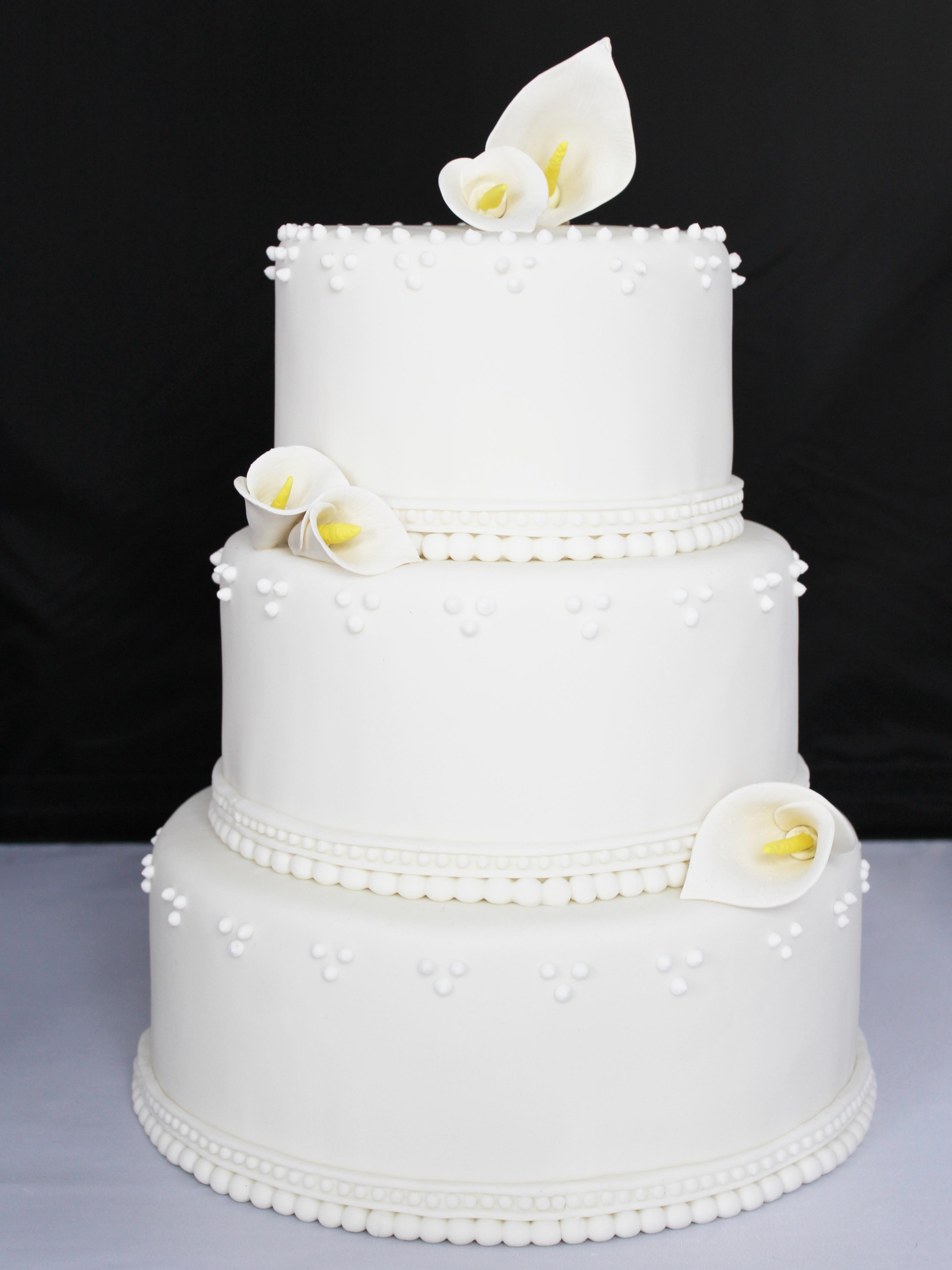 Kalispell Cakes Flathead Wedding