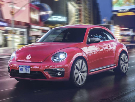 Discover the Magic of the #PinkBeetle