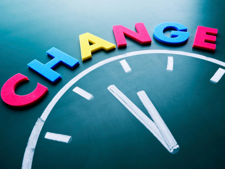How to Cope When You Are Catapulted into a Change