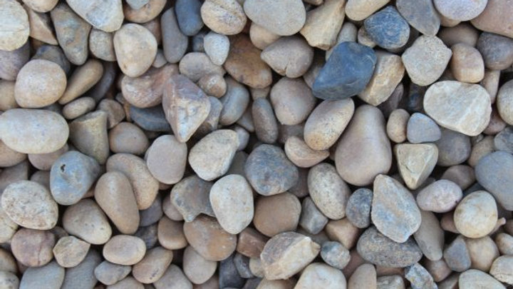 Washed Rock & Pea Gravel