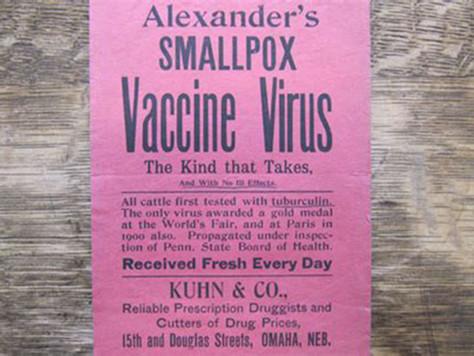 Debunking Smallpox: A Vaccine Myth?