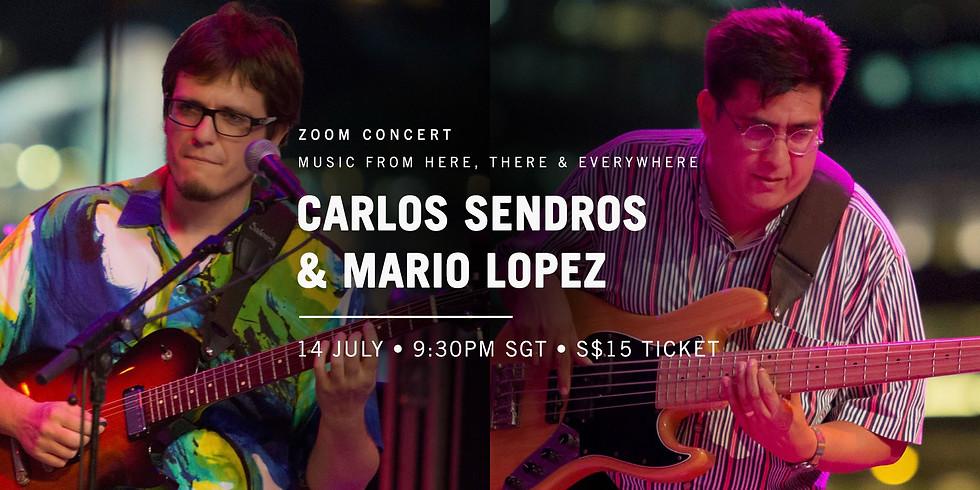 Mario Lopez & Carlos Sendros 14 July