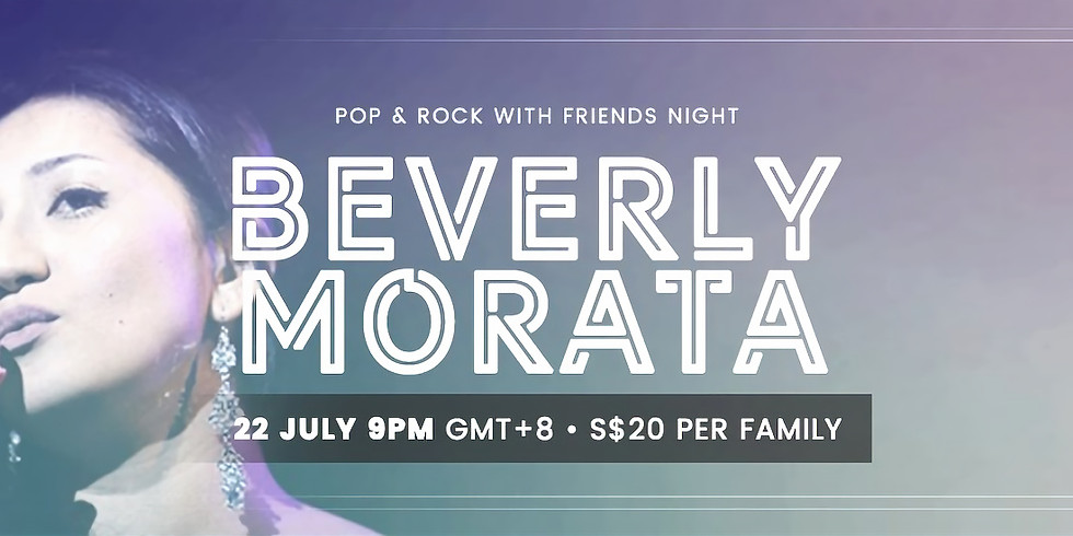 Beverly Morata July 22