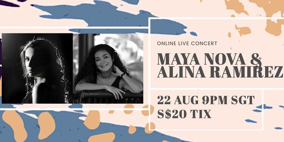 Alina & Maya Ladies Jazz Night