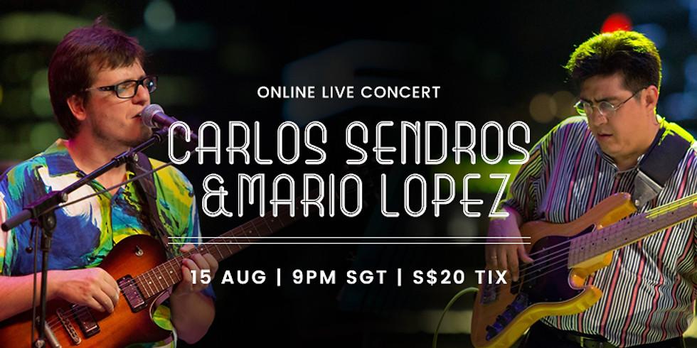 Carlos Sendros & Mario Lopez
