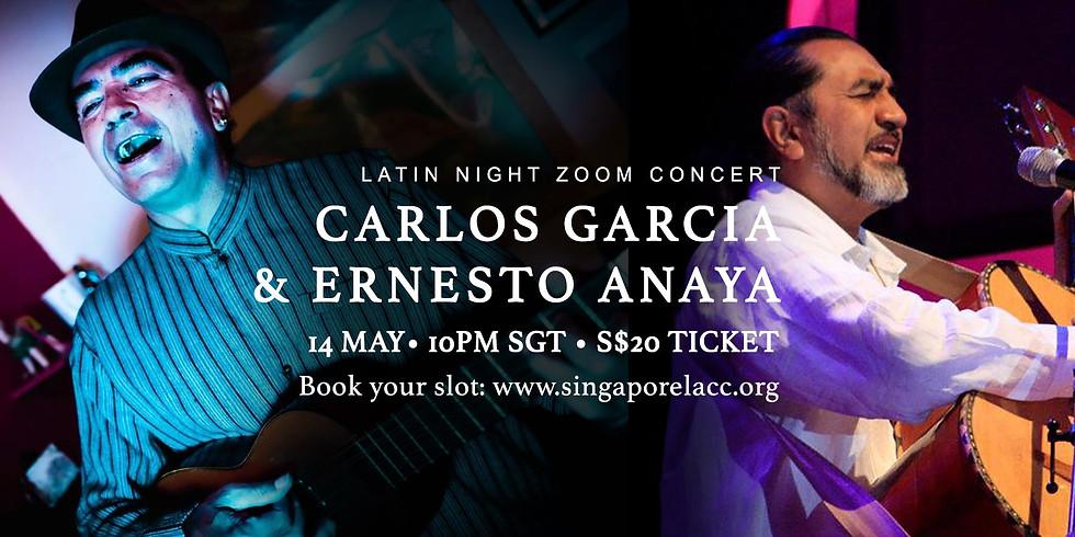 Ernesto & Carlos 14 May