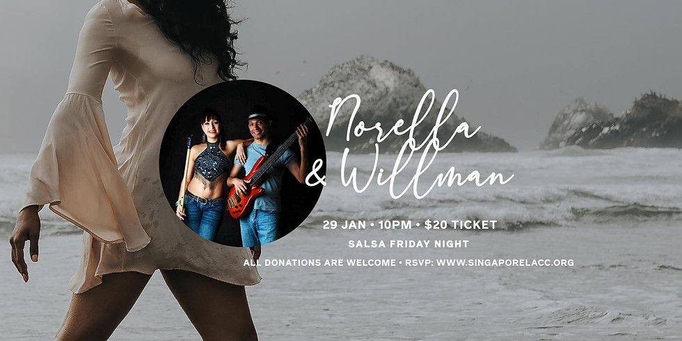 Norella & Willman Quartet 29 Jan