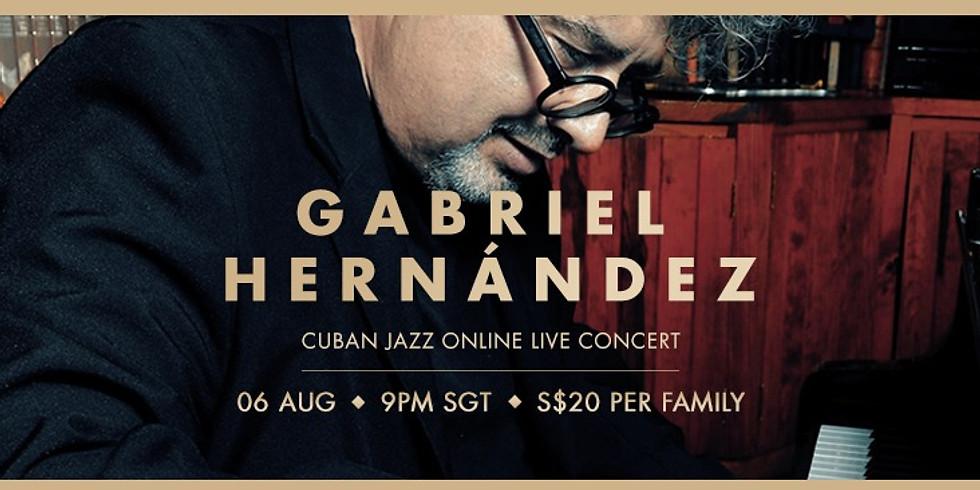 Gabriel Hernandez   Jazz / Cuban