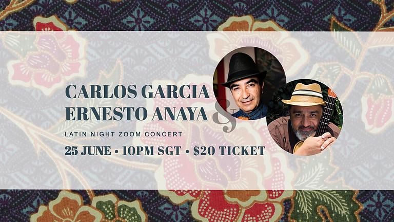 Ernesto & Carlos 25 June