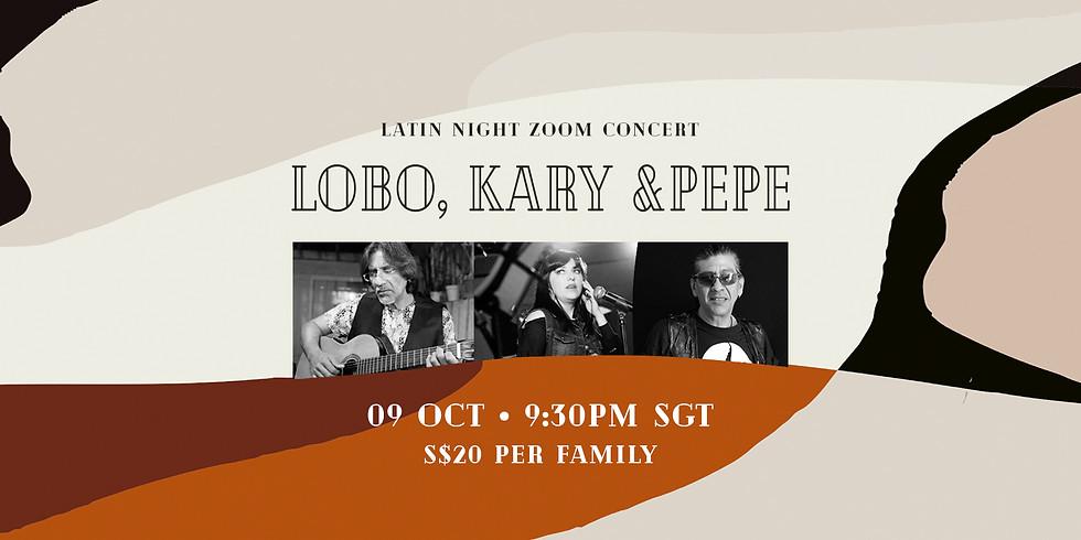 Lobo, Kary & Pepe