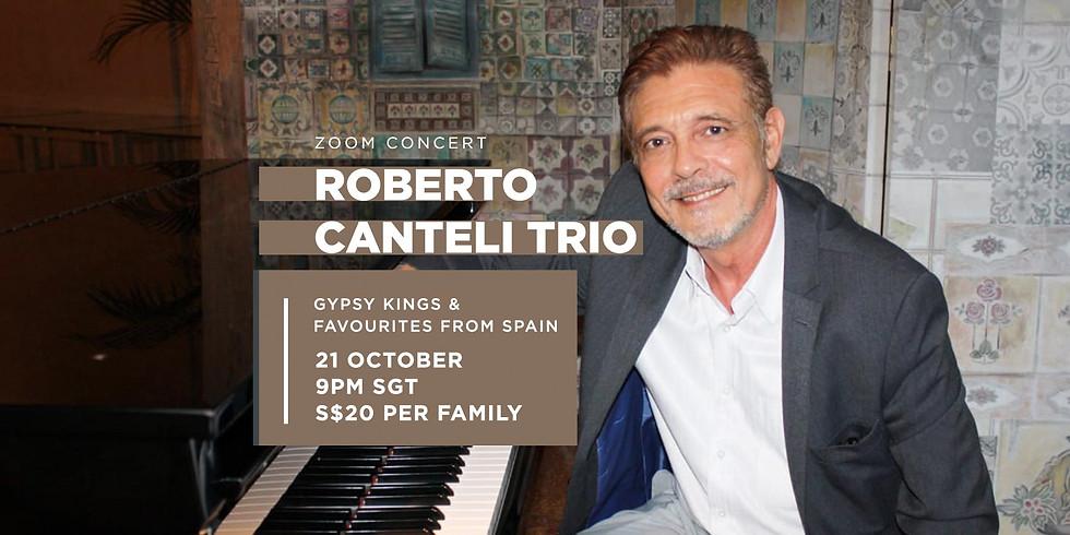 Roberto Canteli Trio