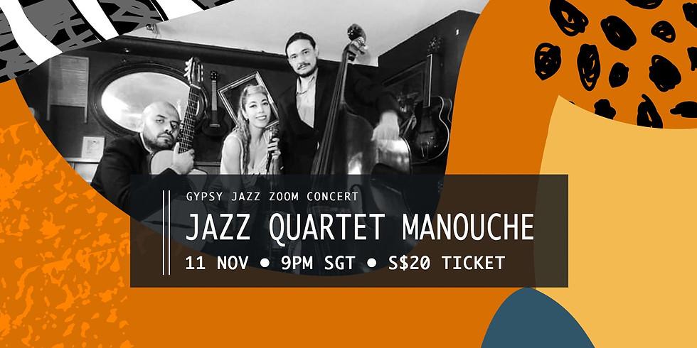 Jazz Quartet Manouche