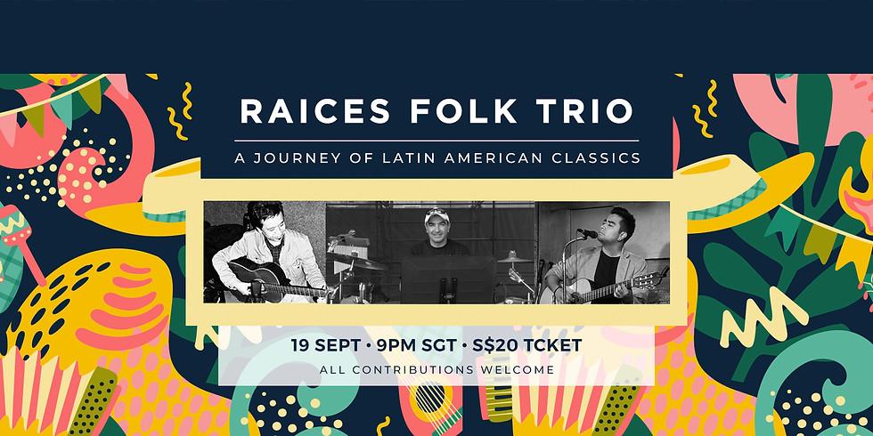 Raices Folk Trio