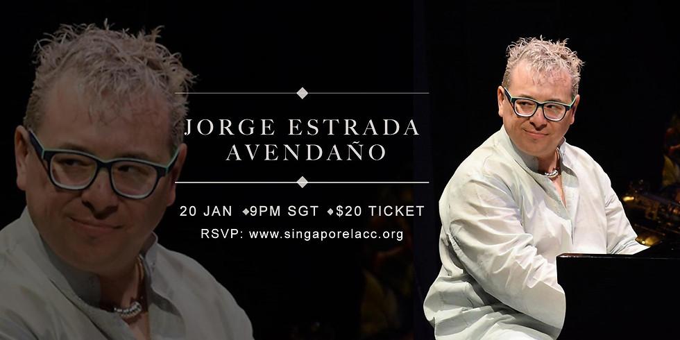 Jorge Estrada Avendaño 20 Jan