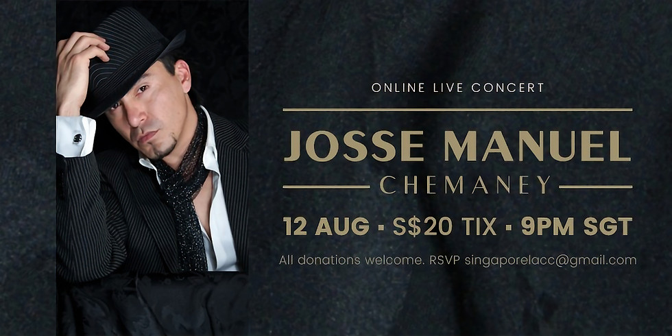 "Josse Manuel ""A little bit of this & that"""