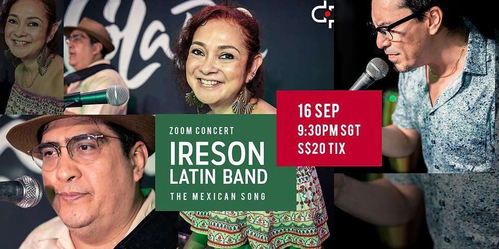"""Ireson Latin Band """"The Mexican Song"""""""