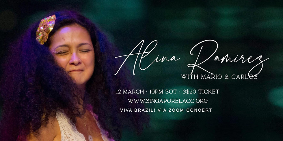 Alina Ramirez 12 Mar