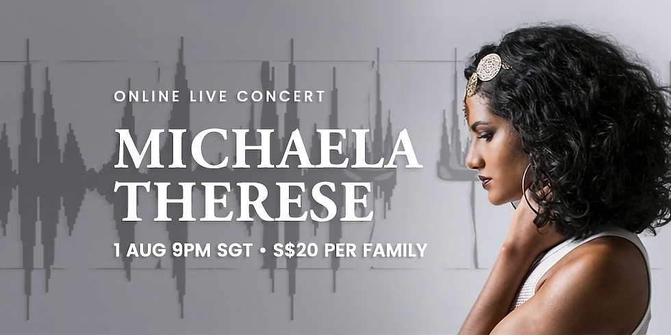 Michaela Therese Online Concert