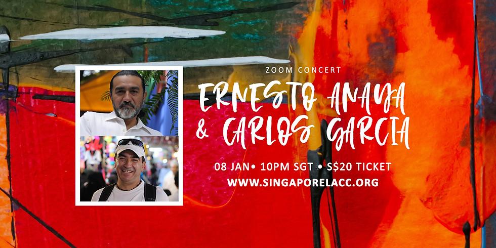 Ernesto Anaya & Carlos Garcia 08 Jan