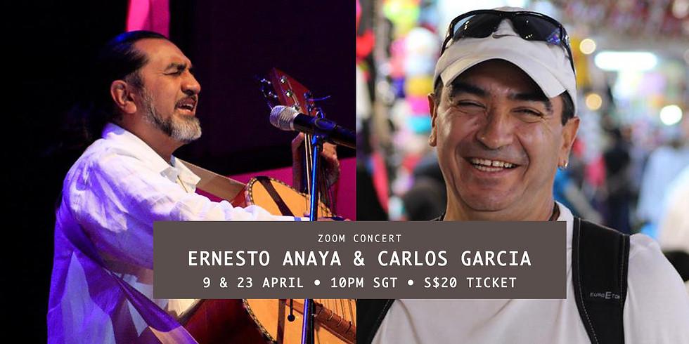 Ernesto Anaya & Carlos Garcia 09 Apr