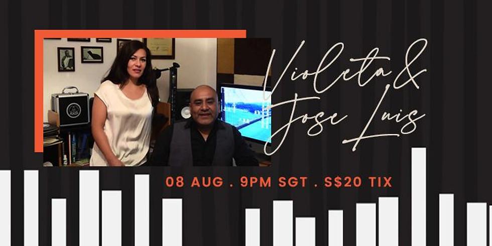 Violeta Y Jose Luis Aug 8th