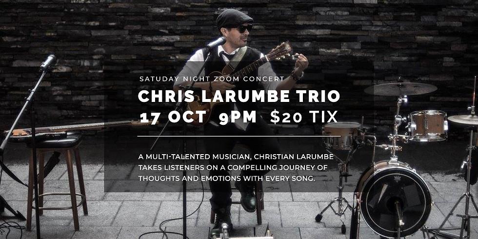 Chris Larumbe Trio