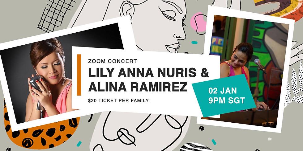 Lily Anna Nuris & Alina Ramirez