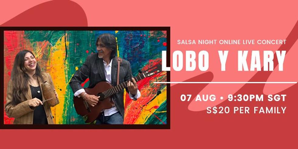 Kary & Lobo Latin Quartet